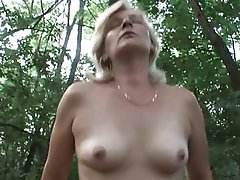 Blonde, Mature, MILF