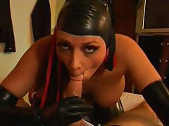 Big Boobs, Latex, Mature
