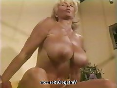 Big Boobs, Granny, Mature, Pornstar, Vintage
