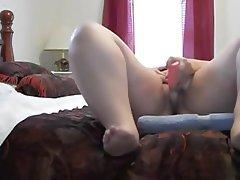 Amateur, BBW, Masturbation, Webcam