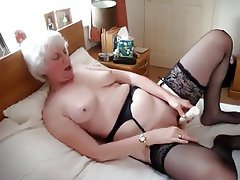 Amateur, Granny, Mature, Orgasm