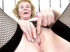 Amateur, Granny, Mature, MILF, Stockings