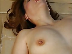 Blowjob, Facial, Mature, Hairy, Brunette