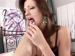 Babe, Blowjob, Ebony, Feet