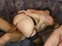 German, Group Sex, Mature