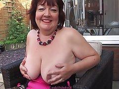 Big Nipples, British, Mature, MILF