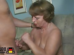 Big Boobs, Blowjob, German, Amateur
