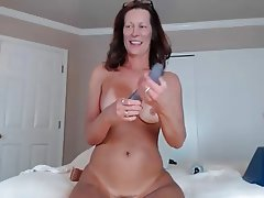 Amateur, Close Up, MILF, Saggy Tits, Webcam