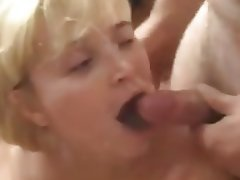 Amateur, Cum in mouth, German, Mature