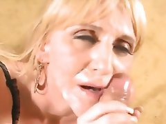 Blowjob, Mature, Mature