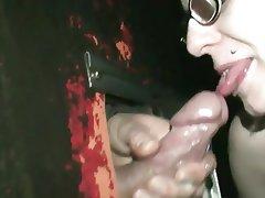 Blonde, Blowjob, Cum in mouth