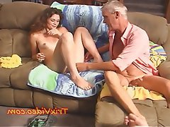 Ass Licking, Creampie, Old and Young, Teen