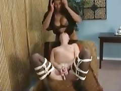 Face Sitting, Femdom, Lesbian, Old and Young