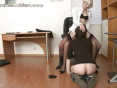 Ass Licking, BDSM, Cunnilingus, Face Sitting, Femdom
