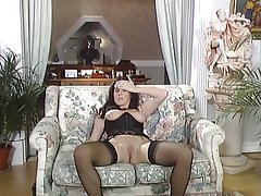 Anal, Big Boobs, Blowjob, German