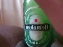 BBW, Masturbation, Bottle, Fucking