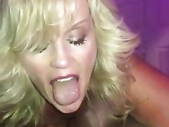 Blonde, Blowjob, Mature, MILF, Granny