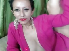 Webcam, Mature, Masturbation
