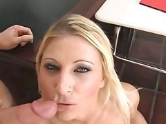 Cumshot, Facial, Interracial, MILF