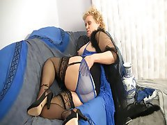 Amateur, Mature, Stockings