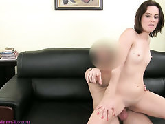 Anal, Babe, Blowjob, Casting