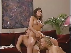 Babe, Hairy, Mature, Threesome, Vintage