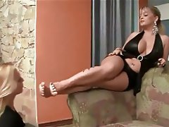Mature femdom video search
