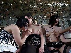 Big Boobs, Lesbian, Mature, Swinger
