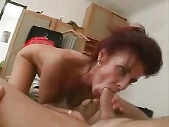 Older Woman Fucked By Milf Man