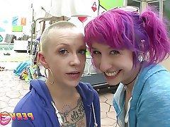 Anal, Lesbian, MILF, Tattoo